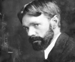 Lawrence, D. H. portréja