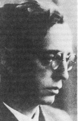 Gulyás Pál portréja