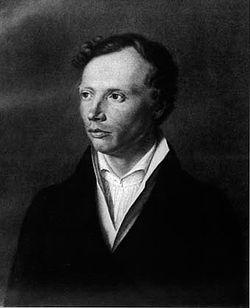 Uhland, Ludwig portréja
