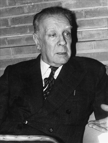 Borges, Jorge Luis portréja