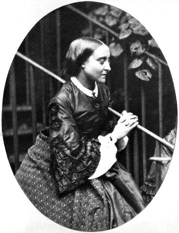 Rossetti, Christina Georgina portréja