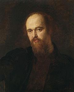 Rossetti, Dante Gabriel portréja