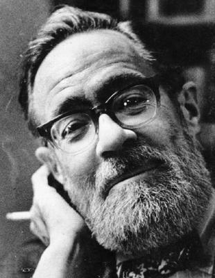 Berryman, John portréja