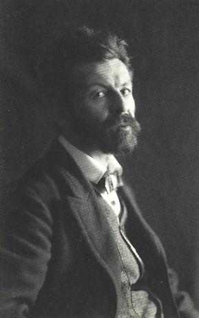 Dehmel, Richard portréja