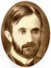 Bacovia, George portréja
