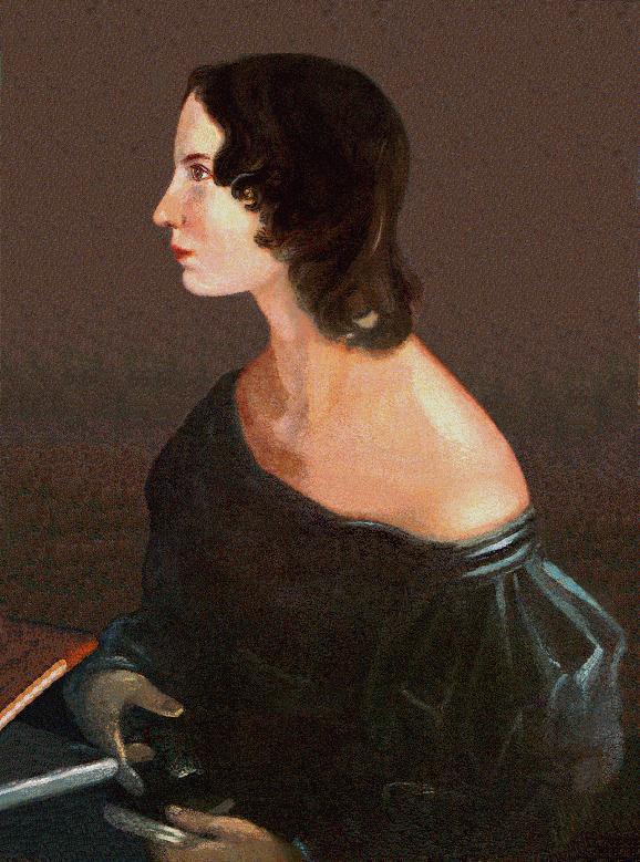 Brontë, Emily portréja