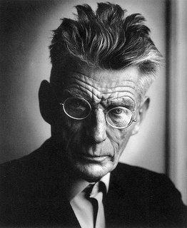 Beckett, Samuel portréja