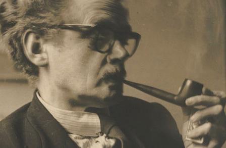 MacDiarmid, Hugh portréja