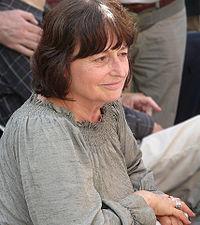 Mezey Katalin portréja