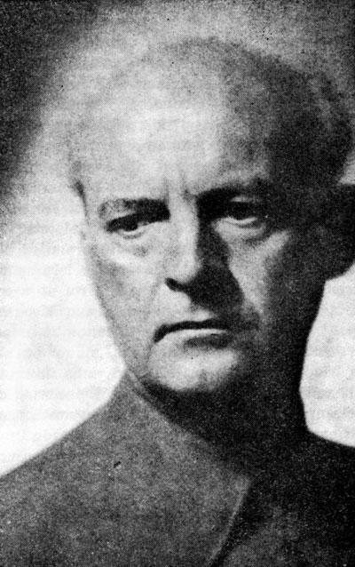 Cotruș, Aron portréja