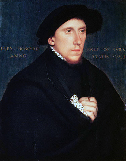 Image of Howard, Henry, Earl of Surrey