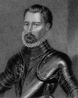 Gascoigne, George portréja