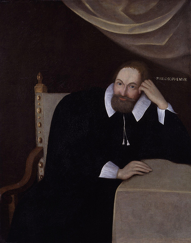 Wotton, Sir Henry portréja