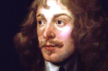Suckling, Sir John portréja