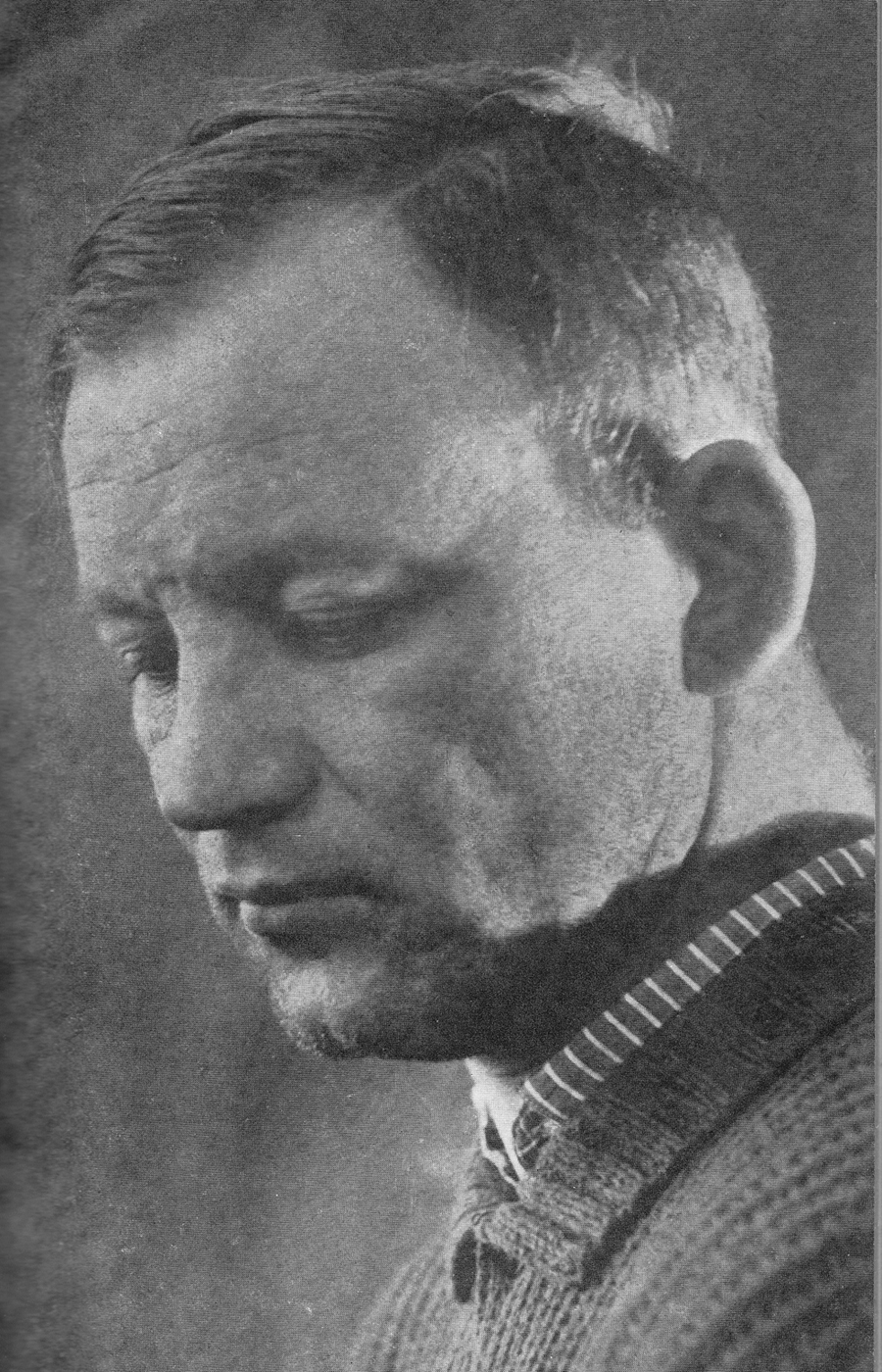 Kondor Béla portréja