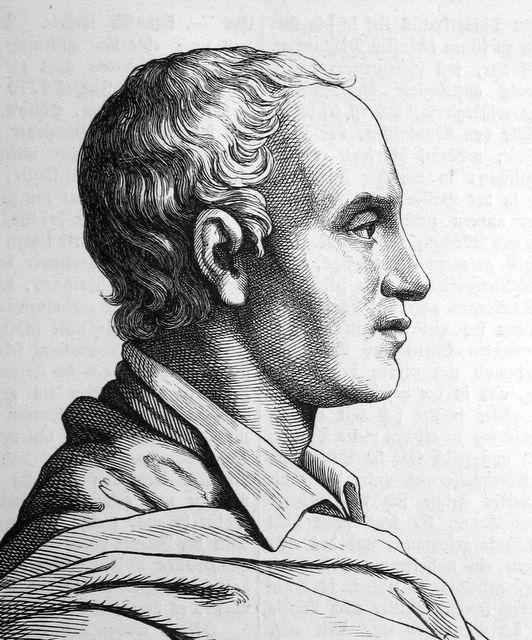 Hölty, Ludwig Christoph Heinrich portréja