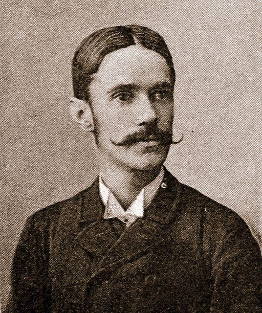 Reviczky Gyula portréja