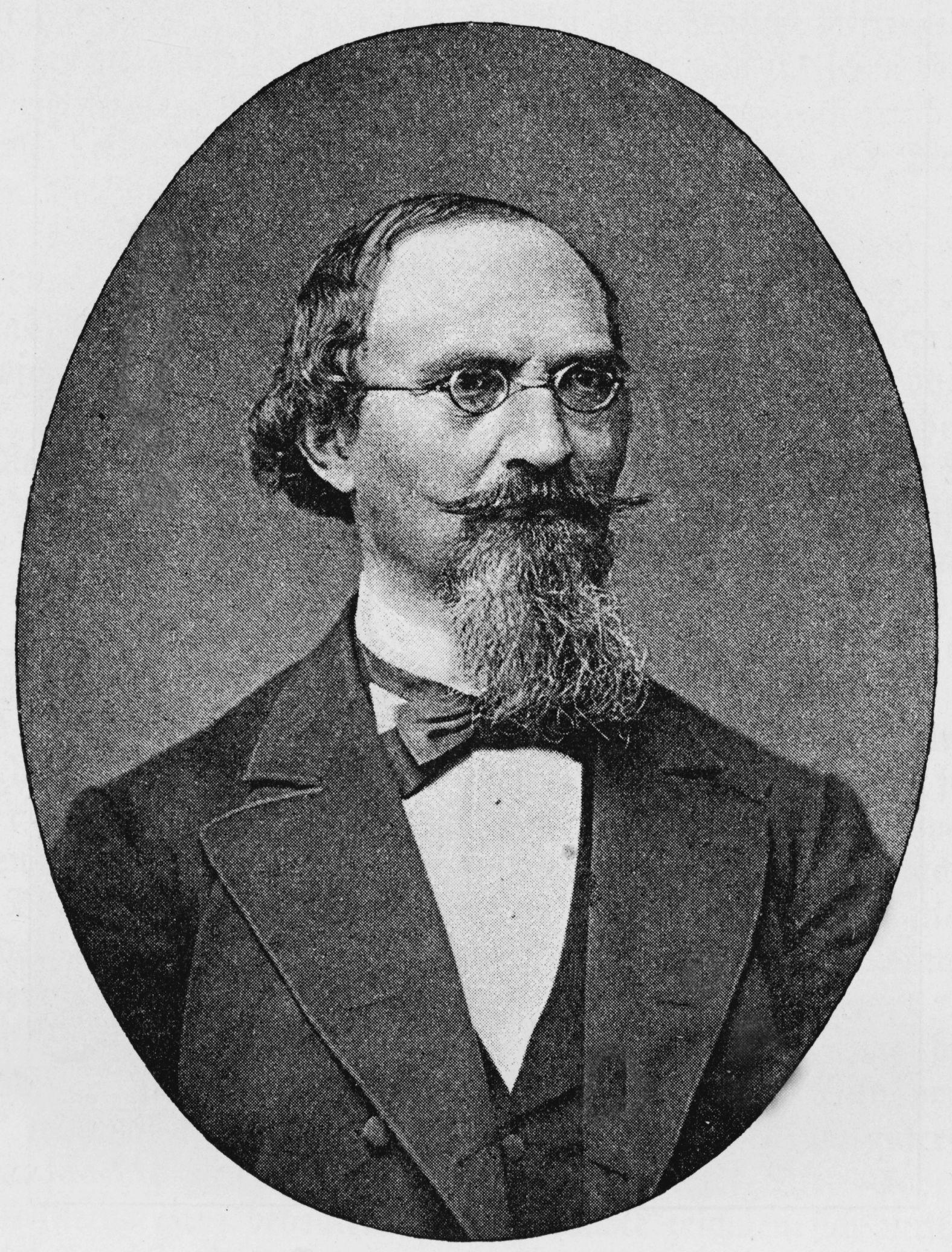 Bodenstedt, Friedrich von portréja