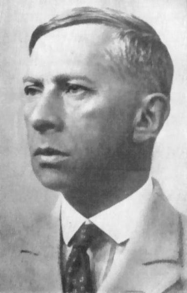 Borchardt, Rudolf portréja