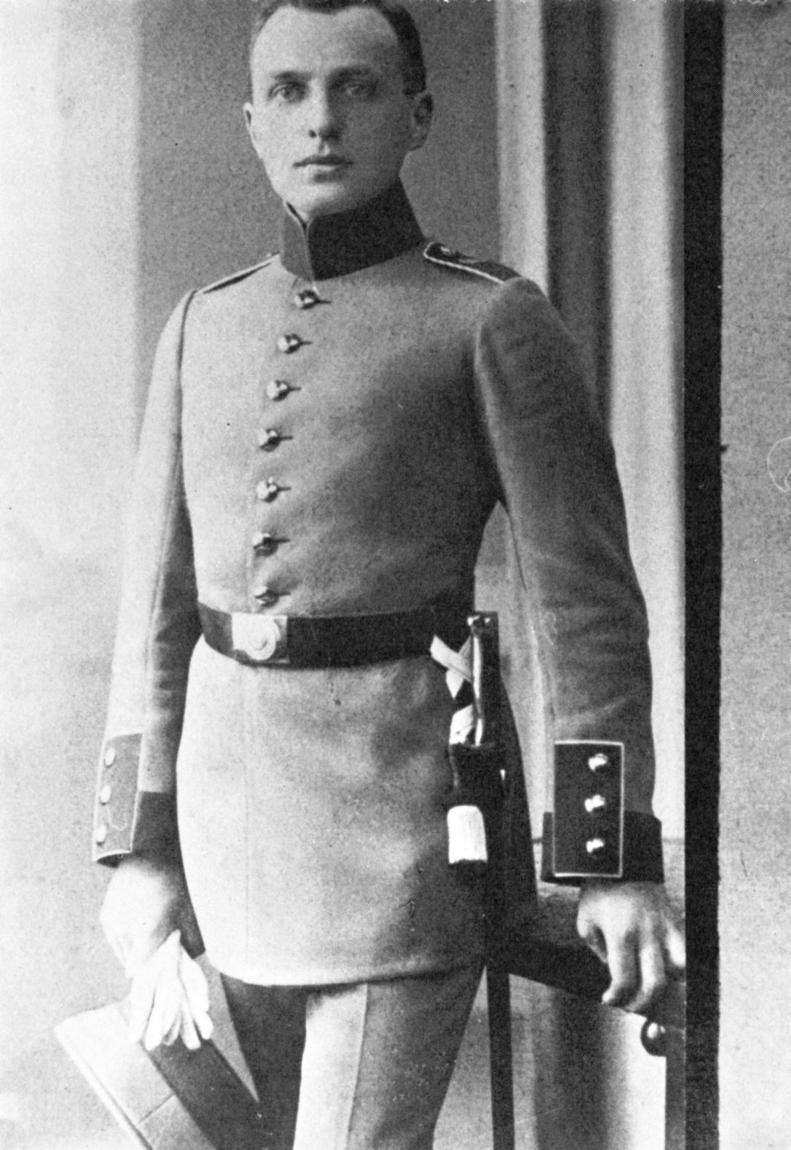 Lichtenstein, Alfred portréja
