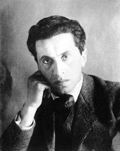 Toller, Ernst portréja