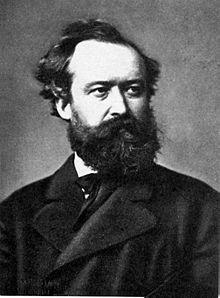 Busch, Wilhelm portréja