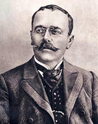 Caragiale, Ion Luca portréja