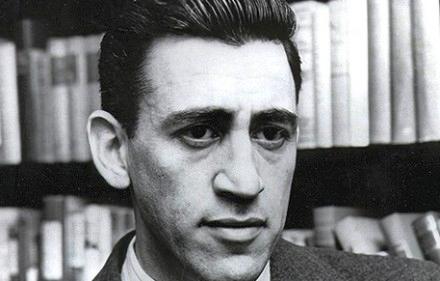 Salinger, J. D. portréja