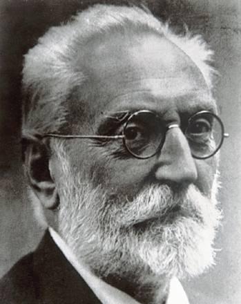 Unamuno, Miguel de portréja
