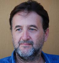 Petőcz András portréja