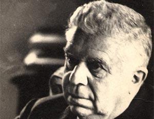 Montale, Eugenio portréja