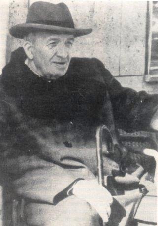 Portre of Cardarelli, Vincenzo