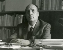 Bodini, Vittorio portréja