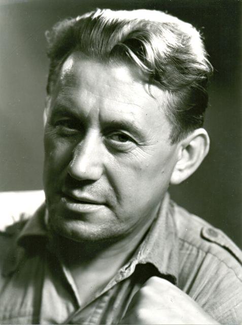 Berda József portréja