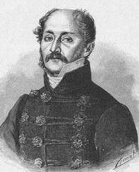 Kisfaludy Sándor portréja