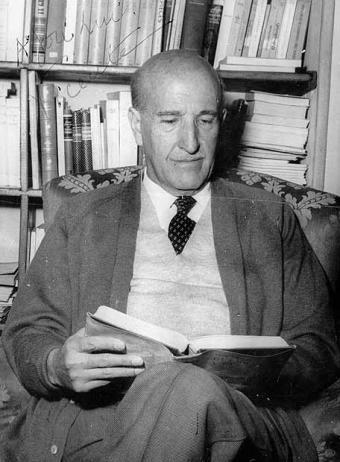 Vicente Aleixandre, Merlo portréja