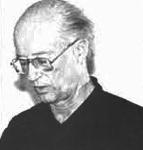 Kemenes Géfin László portréja