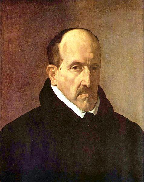 Góngora, Luis de portréja