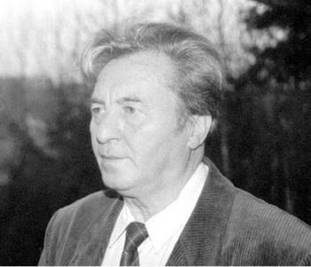 Sulyok Vince portréja