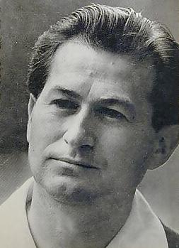 Fodor András portréja