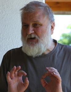 Terebess Gábor portréja