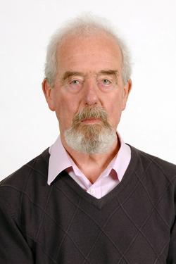 Bernard Adams portréja
