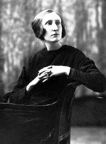 Sitwell, Edith portréja