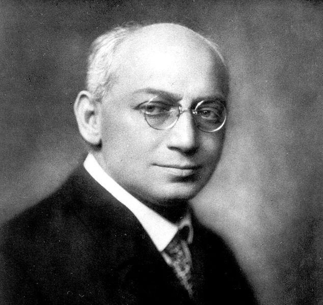 Ferenczi Sándor portréja