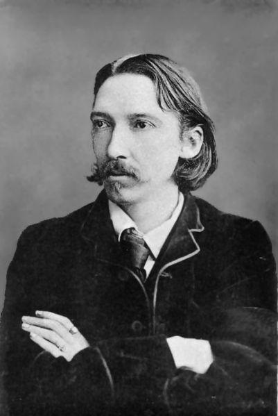 Stevenson, Robert Louis portréja