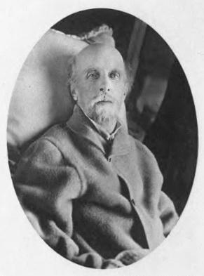Lee-Hamilton, Eugene portréja
