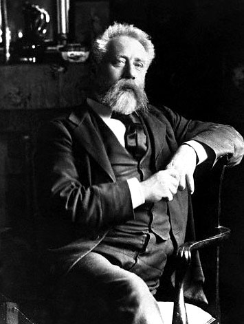 Henley, William Ernest portréja