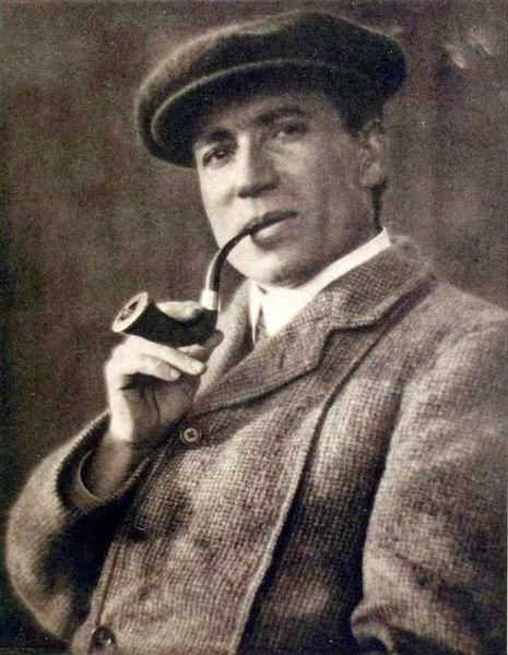 Portre of Davies, William Henry