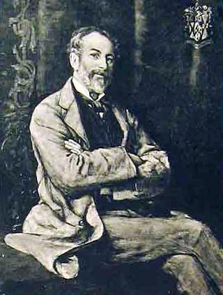 Locker-Lampson, Frederick portréja