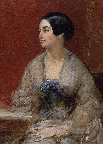 Norton, Caroline portréja